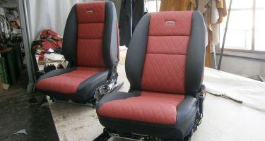 Autositz erneuern